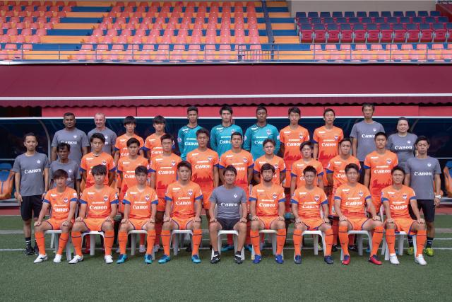 Albirex Niigata Football Club(S)